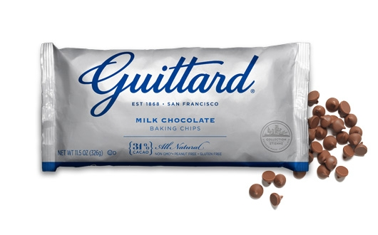 Guittard Milk Chocolate Chips Recipes