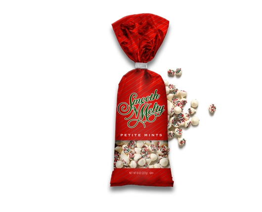 Smooth 'n Melty Christmas Petite Mints