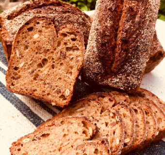 The Grain Exchange: A Baker's Experiment in Flour Substitution